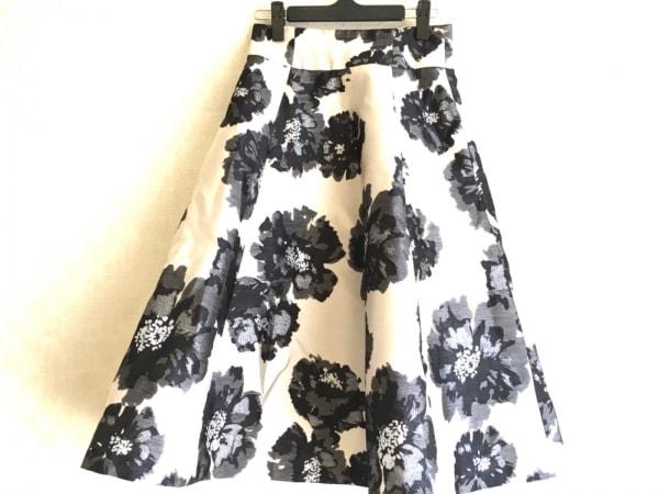 JUSGLITTY(ジャスグリッティー) ロングスカート サイズ0 XS レディース美品  花柄