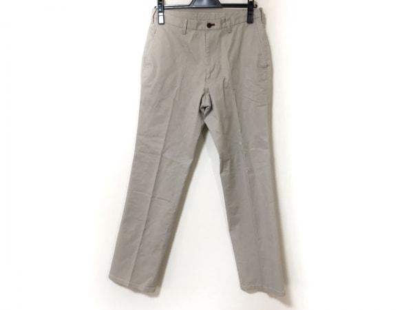 Burberry Black Label(バーバリーブラックレーベル) パンツ サイズ76 メンズ ベージュ