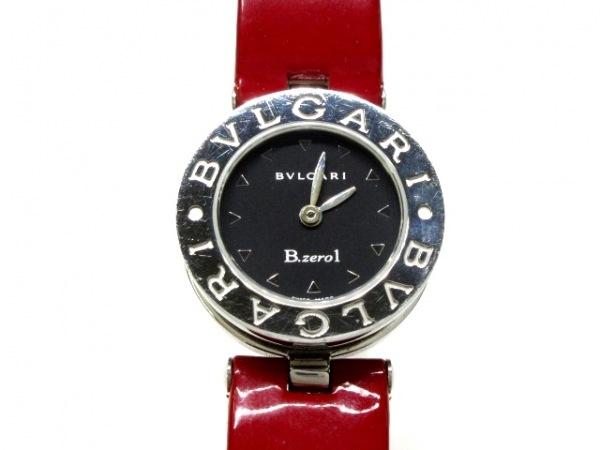 BVLGARI(ブルガリ) 腕時計 BZ22S レディース 黒