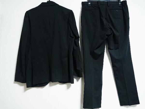 マッキントッシュフィロソフィー シングルスーツ メンズ美品  黒