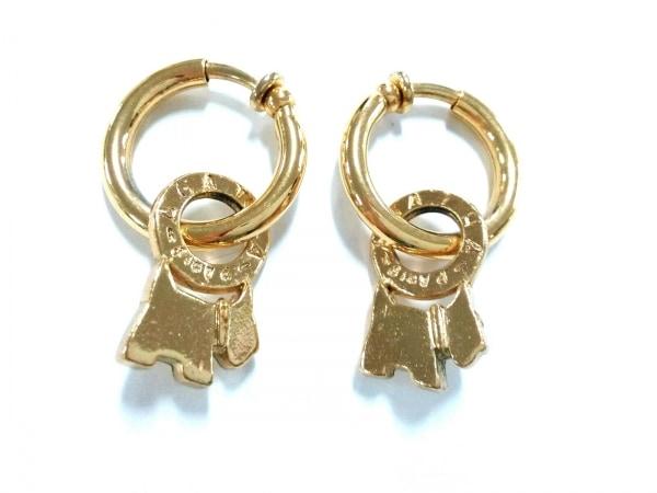 AGATHA(アガタ) イヤリング美品  金属素材 ゴールド