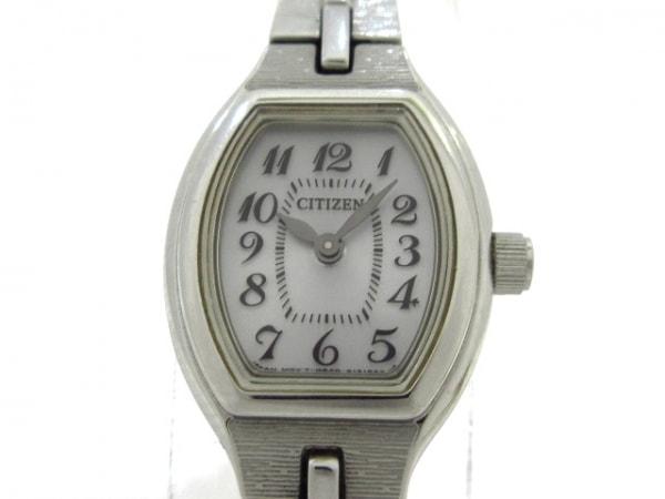 CITIZEN(シチズン) 腕時計 キー G620-S092248 レディース エコドライブ シルバー
