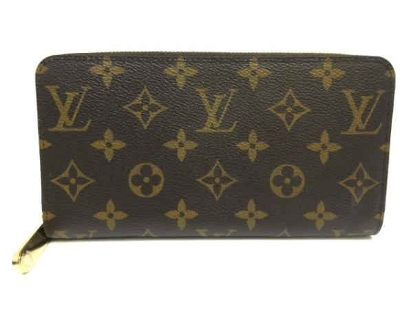 LOUIS VUITTON(ルイヴィトン) 長財布 モノグラム美品  ジッピー・ウォレット M60017