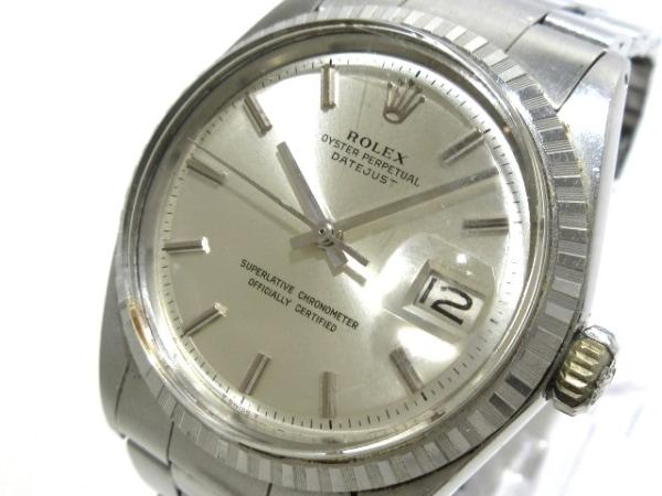 ROLEX(ロレックス) 腕時計 デイトジャスト 1603 メンズ シルバー