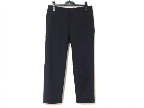 ブラックレーベルクレストブリッジ パンツ サイズ79 メンズ ダークネイビー