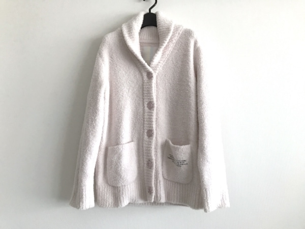 ジェラートピケ ブルゾン サイズF レディース美品  ピンク 10th ANNIVERSARY