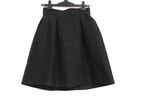 beautifulpeople(ビューティフルピープル) スカート サイズ36 S レディース美品  黒