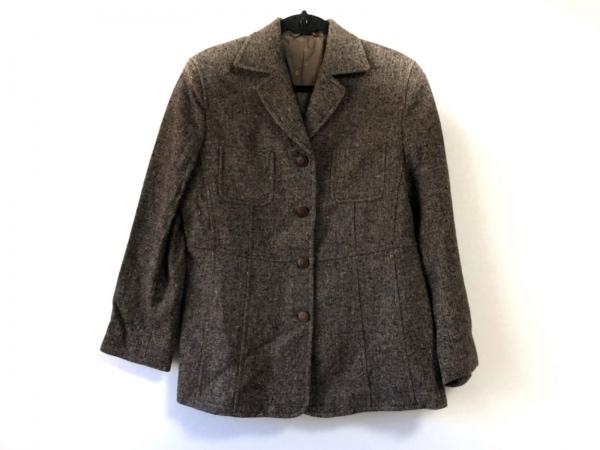 AIGNER(アイグナー) ジャケット メンズ美品  ダークブラウン 冬物
