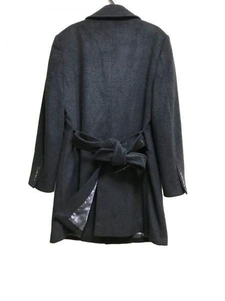 Platinum COMME CA(プラチナコムサ) コート サイズS メンズ美品  黒 冬物