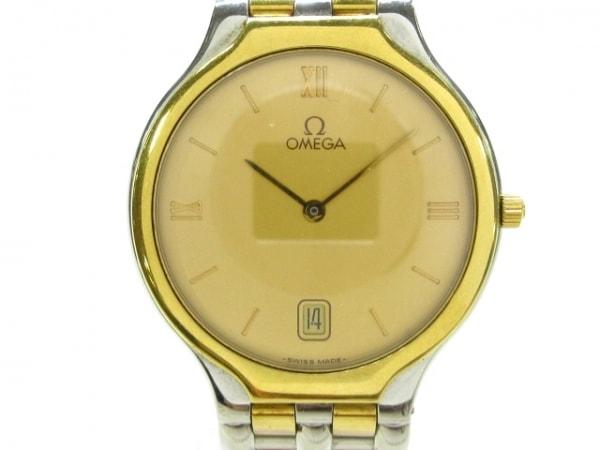 OMEGA(オメガ) 腕時計美品  デビル - メンズ ゴールド