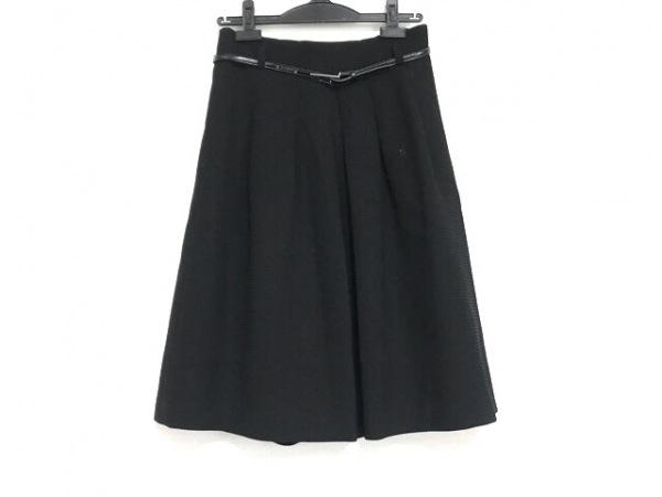 NARACAMICIE(ナラカミーチェ) スカート サイズ1 S レディース美品  黒