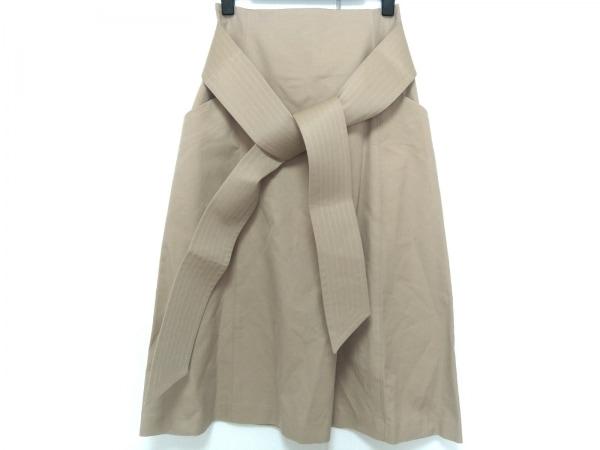 ELENDEEK(エレンディーク) ロングスカート サイズ1 S レディース美品  ベージュ