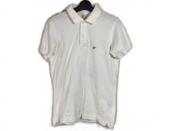 SCYE(サイ) 半袖ポロシャツ サイズ40 M レディース 白