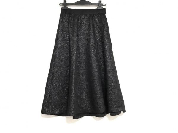 VIVIENNE TAM(ヴィヴィアンタム) ロングスカート サイズ0 XS レディース 黒