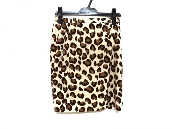 FOXEY(フォクシー) スカート サイズ40 M レディース美品  豹柄