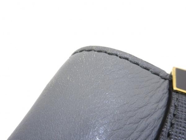 FENDI(フェンディ) トートバッグ トゥージュール 8BH250 グレー レザー