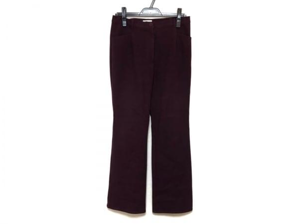 B3 B-THREE(ビースリー) パンツ サイズ38 M レディース パープル