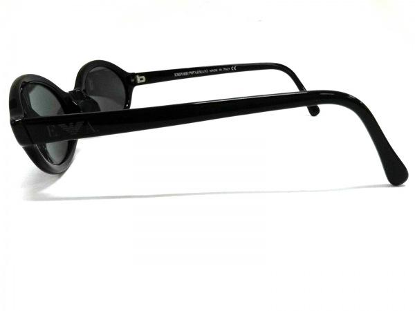 EMPORIOARMANI(エンポリオアルマーニ) サングラス 576-S 黒 プラスチック