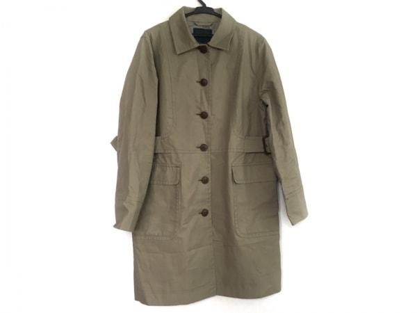 KEITH(キース) コート サイズ44 L レディース カーキ 春・秋物