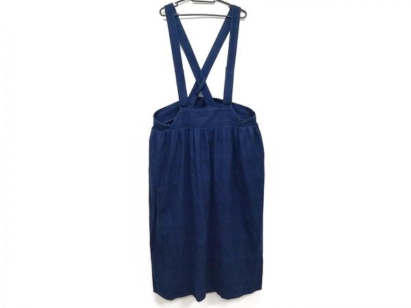 Y's(ワイズ) スカート サイズ2 M レディース ネイビー
