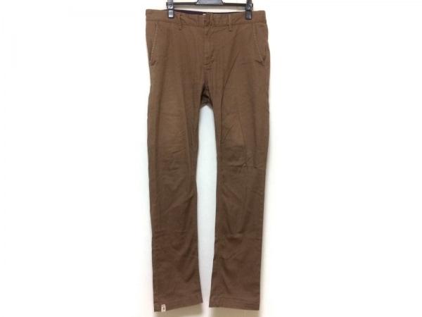 ALTAMONT(オルタモント) パンツ サイズ32 XS レディース ライトブラウン