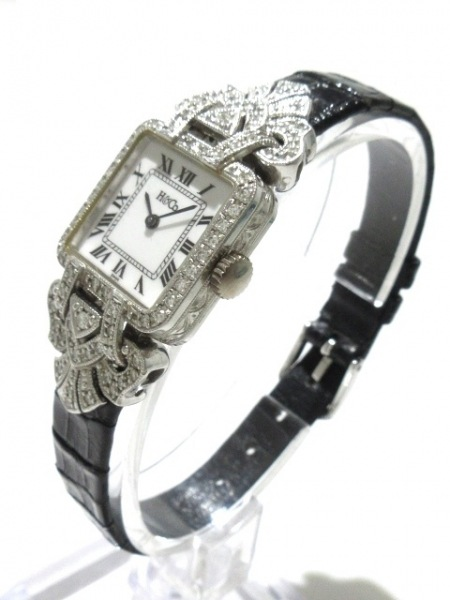 H&Co(エイチ・アンド・コー) 腕時計 12004.98 レディース 白