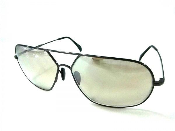 ポルシェデザイン サングラス P'8511 ダークシルバー×グレー 金属素材×ガラス