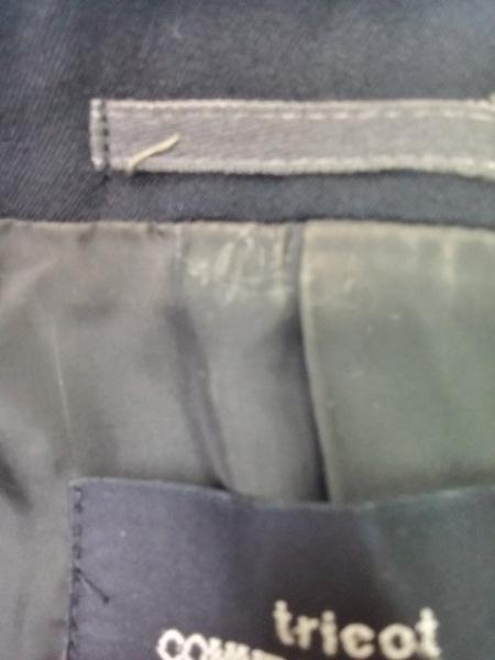 トリココムデギャルソン ジャケット メンズ美品  黒 肩パッド