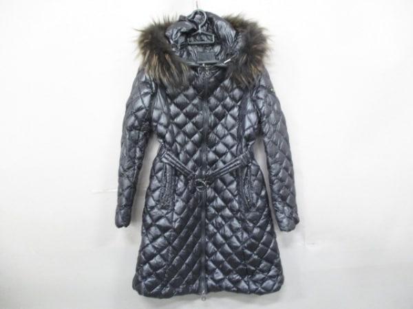 TATRAS(タトラス) ダウンコート サイズ3 L レディース PALMA LTA15A4399 黒 冬物