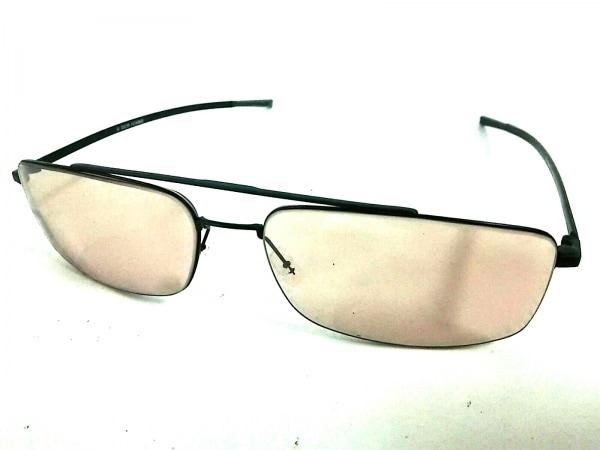 ディオールオム サングラス新品同様  0006/S 003OX ライトブラウン×黒×グレー