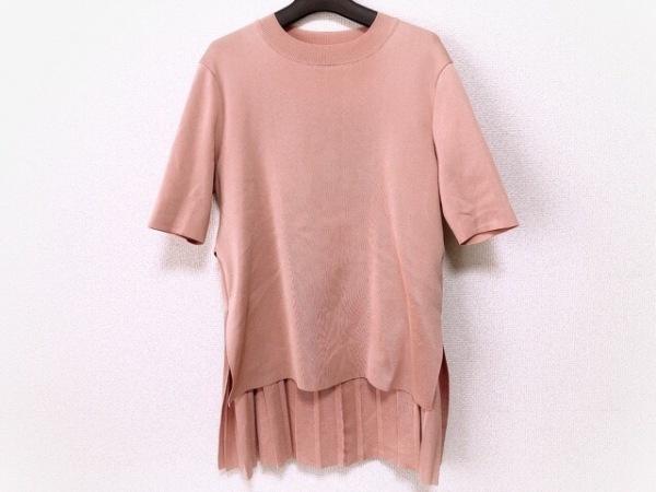ADORE(アドーア) ワンピース サイズ38 M レディース美品  ピンク ニット