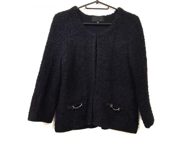 UNTITLED(アンタイトル) ジャケット サイズ3 L レディース美品  黒