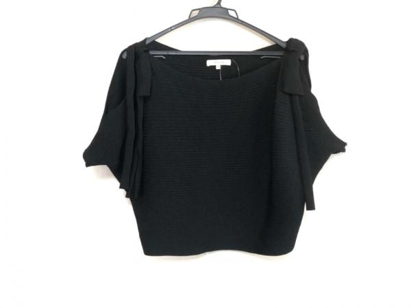 EPOCA(エポカ) セーター サイズ40 M レディース美品  黒 ドルマンスリーブ