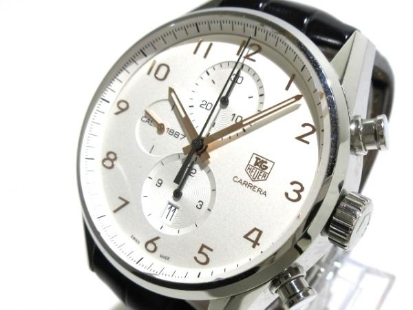 タグホイヤー 腕時計 カレラクロノ キャリバー1887 CAR2012-2/CAR2012.FC6235 メンズ