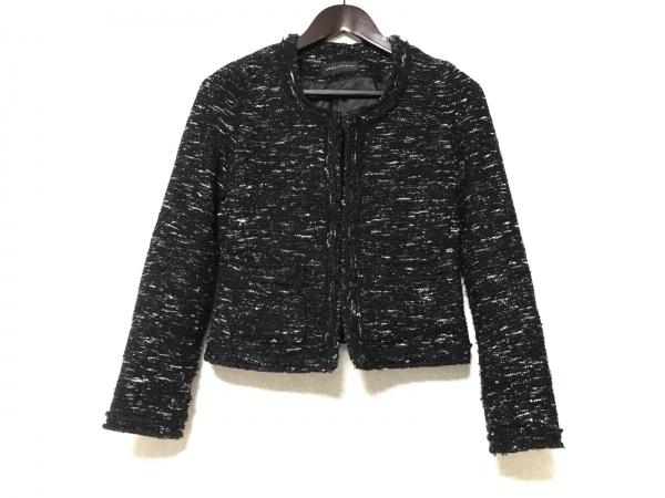 MERCURYDUO(マーキュリーデュオ) ジャケット サイズF レディース 黒×白