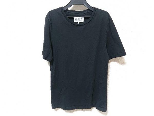 MARTIN MARGIELA(マルタンマルジェラ) 半袖Tシャツ サイズ46 L メンズ 黒