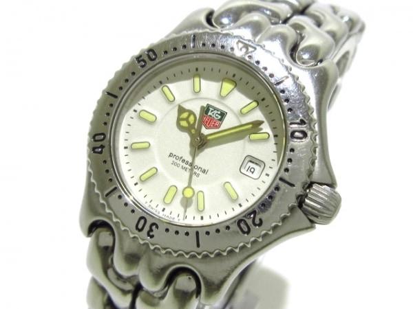 TAG Heuer(タグホイヤー) 腕時計 プロフェッショナル200 WG1312-0 レディース 白