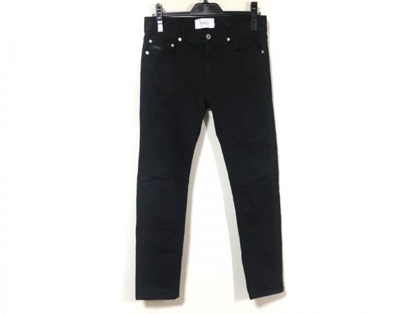 April77(エイプリルセブンティセブン) パンツ サイズ28 L レディース 黒