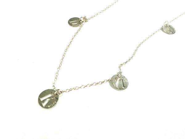 DKNY(ダナキャラン) ネックレス美品  シルバー