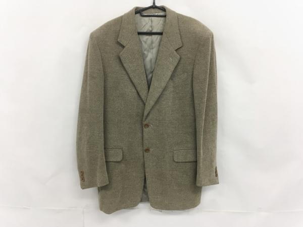 CANALI(カナーリ) ジャケット サイズ82 メンズ美品  ベージュ