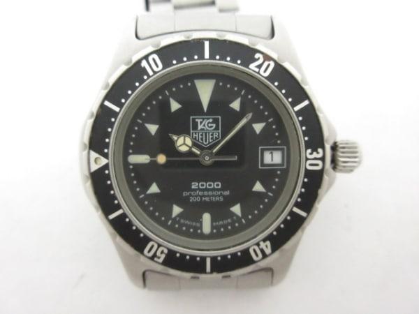 TAG Heuer(タグホイヤー) 腕時計 プロフェッショナル200 973.013 メンズ 黒