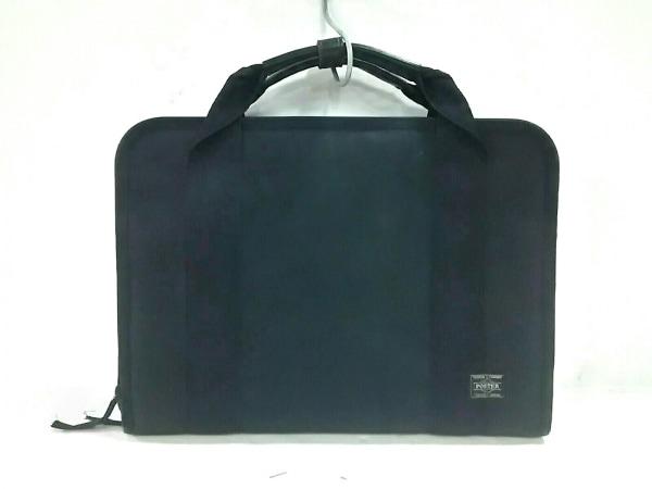 PORTER/吉田(ポーター) ビジネスバッグ - 黒 ナイロン