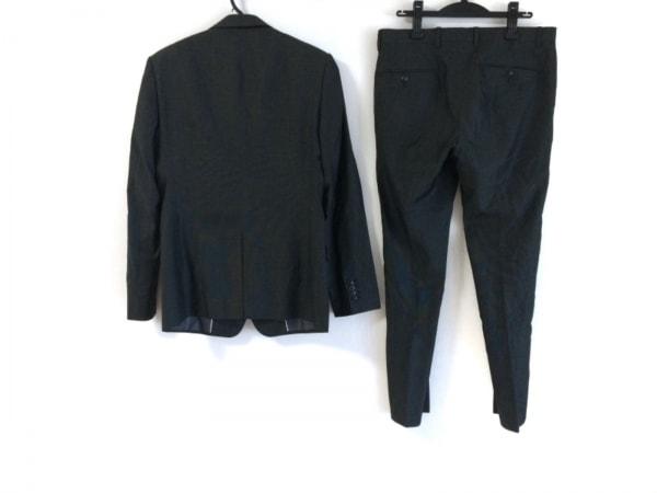 ドルチェアンドガッバーナ シングルスーツ サイズ48 M メンズ ダークグレー MARTINI