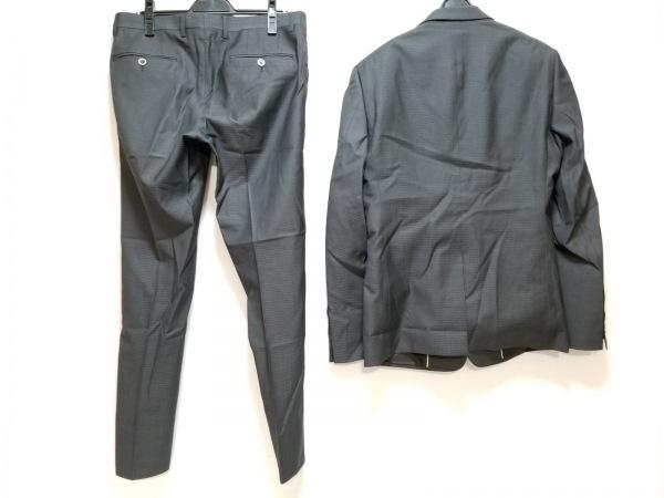 ドルチェアンドガッバーナ シングルスーツ サイズ48 M メンズ ダークグレー