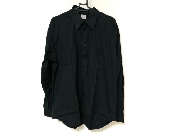 yohjiyamamoto(ヨウジヤマモト) 長袖シャツ メンズ 黒