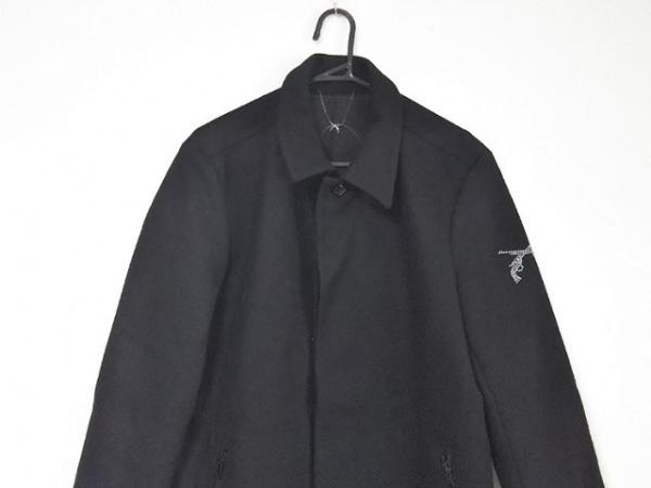 roar(ロアー) コート サイズ3 L メンズ 黒 ラインストーン/冬物