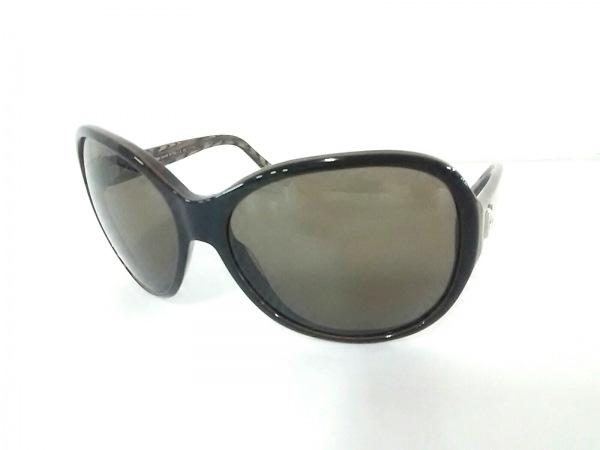 ドルチェアンドガッバーナ サングラス美品  DG4048 黒×ブラウン プラスチック