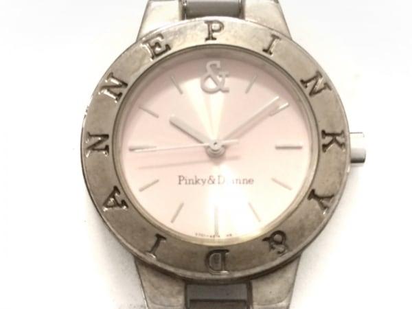 Pinky&Dianne(ピンキー&ダイアン) 腕時計 V701-2H60 レディース ピンク