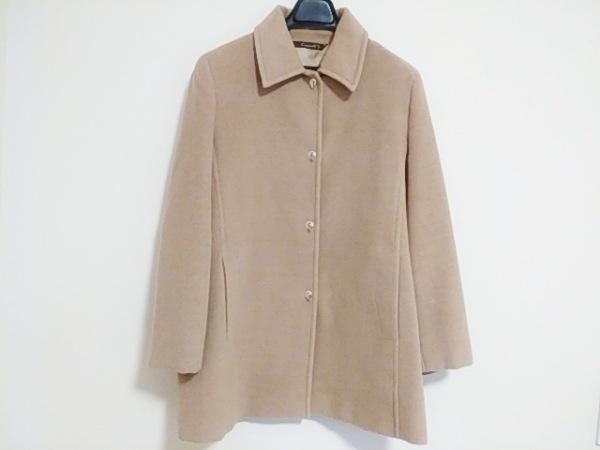 KAMANTA(カマンタ) コート サイズ42 L レディース美品  ベージュ 冬物