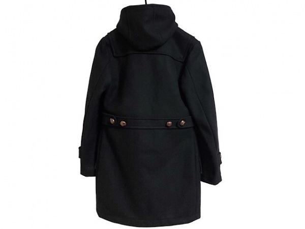 gloverall(グローバーオール) コート サイズUSA 10 レディース美品  黒 冬物